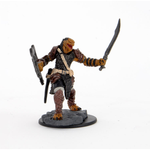 Wizk!ds D&D Icons of the Realms Premium Figures: Dragonborn Female Paladin