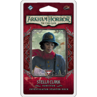 Arkham Horror LCG- Stella Clark Investigator Deck