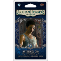 Arkham Horror LCG- Nathaniel Cho Investigator Deck