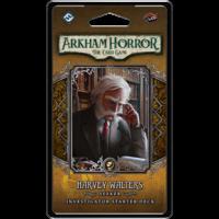 Arkham Horror LCG- Harvey Walters Investigator Deck