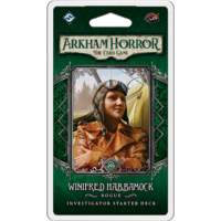 Arkham Horror LCG- Winifred Habbamock Investigator Deck