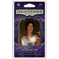 Arkham Horror LCG- Jacqueline Fine Investigator Deck