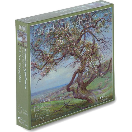 Bloeiende Appelboom puzzel 1000 stukjes