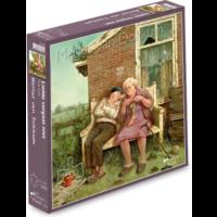 Puzzel Liefde Vergaat Niet- Marius van Dokkum (1000)