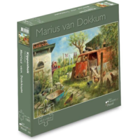 Puzzel Kippenhok- Marius van Dokkum (1000)