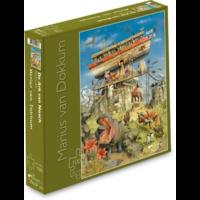 Puzzel De Ark van Noach- Marius van Dokkum (1000)
