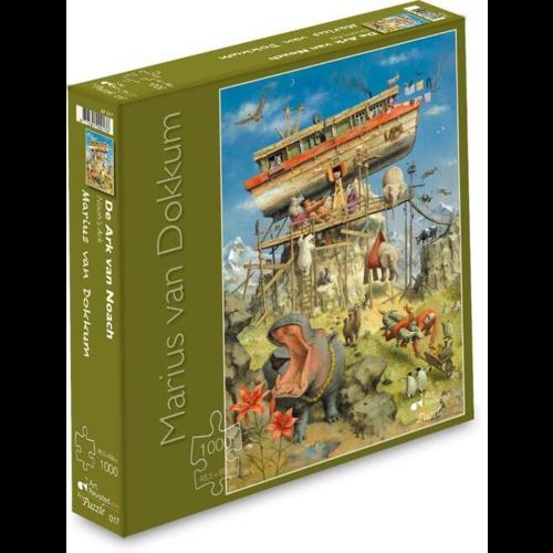 Art Revisited Puzzel De Ark van Noach- Marius van Dokkum (1000)