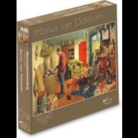 Puzzel Mannenhuishouding- Marius van Dokkum (1000)