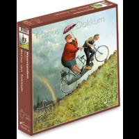 Puzzel Weerstandem- Marius van Dokkum (1000)