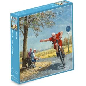 Puzzel Turbo- Marius van Dokkum (1000)