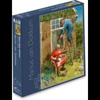 Puzzel Doe-het-zelver- Marius van Dokkum (1000)