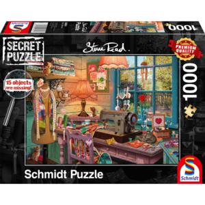 Secret Puzzle: Naaiatelier