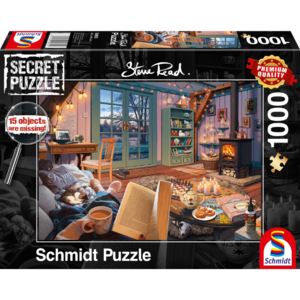 Secret Puzzle: Vakantiehuis