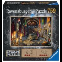 Escape Puzzle 6 - Kasteel van de Vampier