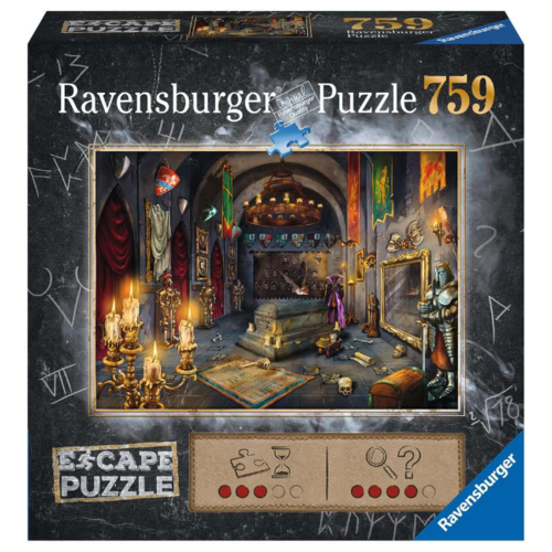 - Escape Puzzle 6 - Kasteel van de Vampier