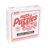 Pizza Puzzle: Meat Lover's