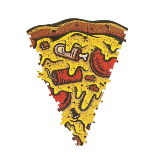 - Pizza Puzzle: Meat Lover's