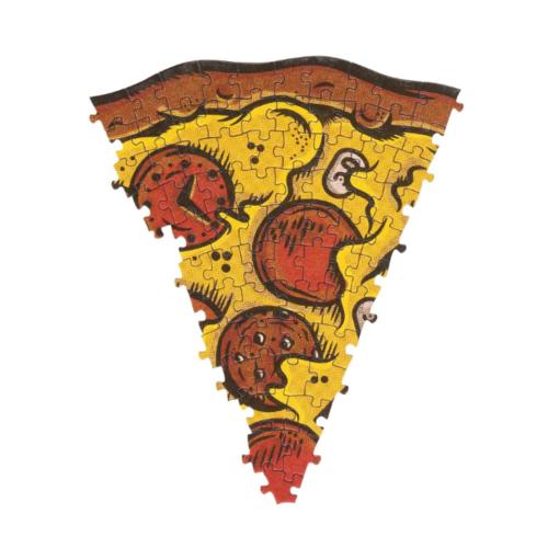 - Pizza Puzzle: Pepperoni