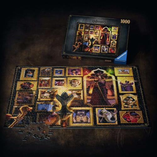 Ravensburger Puzzel Jafar- Disney Villainous (1000)