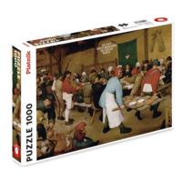Puzzel - Bruegel Bauernhochzeit (1000)