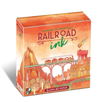 Railroad Ink ENG- Blazing Red Edition