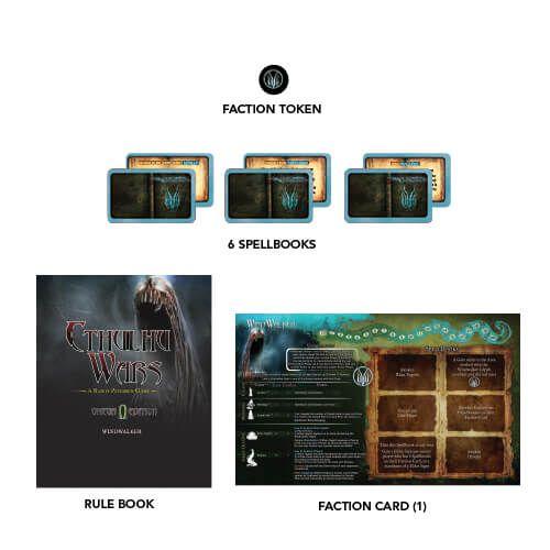 - Cthulhu Wars - Windwalker Faction