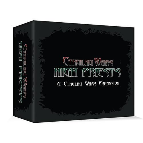 - Cthulhu Wars High Priest Exp.