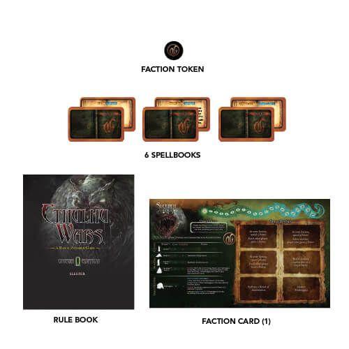 - Cthulhu Wars- Sleeper Faction