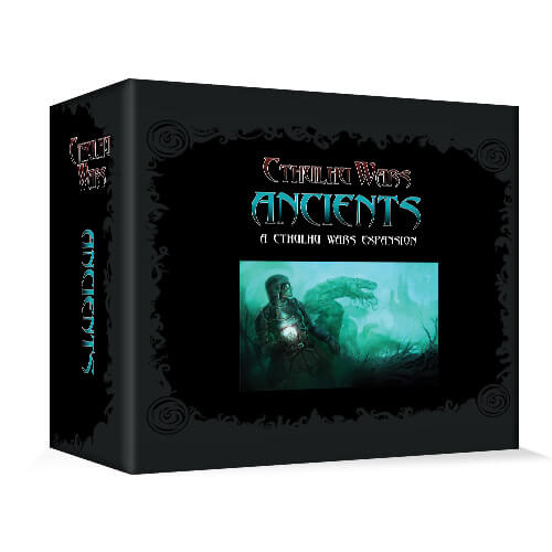 - Cthulhu Wars- The Ancients Faction