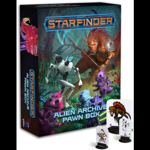 Paizo Starfinder: Alien Archive Pawn Box
