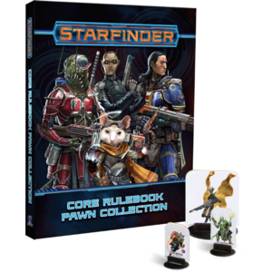 Paizo Starfinder Pawns: Core Pawn Collection