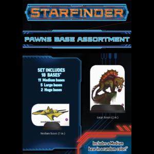 Paizo Starfinder Pawns- Base Assortment