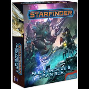 Paizo Starfinder Alien Archive 2 Pawn Box
