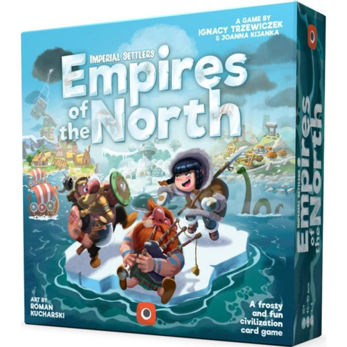 Portal Games Imperial Settlers- Empires of the North