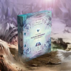 Mindclash Games Anachrony - Future Imperfect Expansion