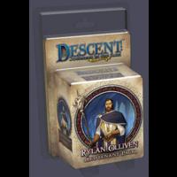 Descent 2nd Ed: Rylan Olliven Lieutenant Pack
