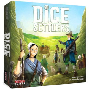 Jumping Turtle Games Dice Settlers (NL)
