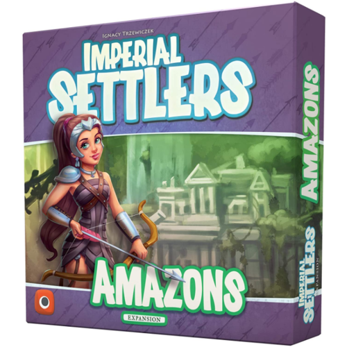 Portal Games Imperial Settlers Amazons