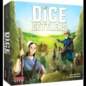 NSK Games Dice Settlers (ENG)