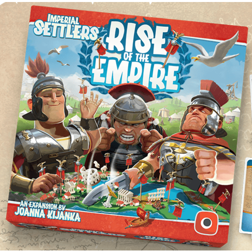 Blackfire Imperial Settlers: Rise of the Empire ENG