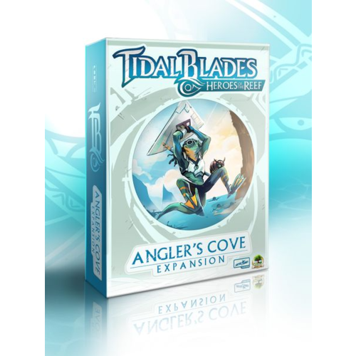 Skybound Games Tidal Blades- Angler's Cove expansion