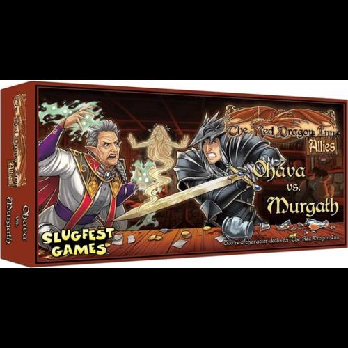 Slugfest Games Red Dragon Inn Allies- Ohava vs Murgath