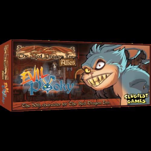 Slugfest Games Red Dragon Inn Allies- Evil Pooky