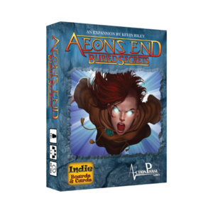 Indie Board and Cards Aeon's End- Buried Secrets expansion