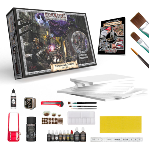 Armypainter Army Painter -  Dungeon's & Caverns Core set