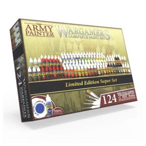 Armypainter Warpaints Complete paint set 2017 limited