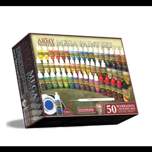 Armypainter Warpaints MEGA Paint set 2017