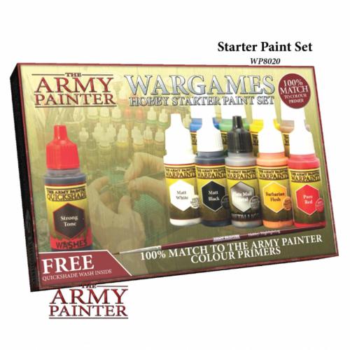 Armypainter Warpaints starter paint set 2017
