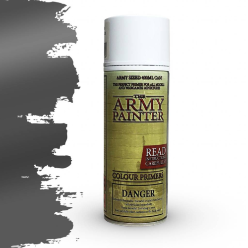 Armypainter Colour Primer - Plate Mail Metal