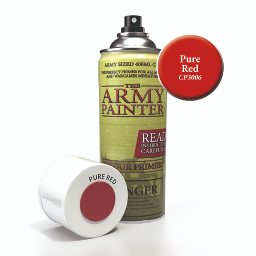 Armypainter Colour Primer - Pure Red